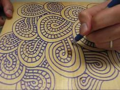 doodle 5/10/09- short video, but I love the simplicity and elegance.