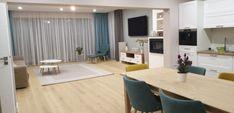 Conference Room, Divider, Design Inteligent, Curtains, Kitchen, Table, Showroom, Furniture, Home Decor