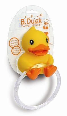 Towel Hanger U2026 Rubber Duck BathroomBaby BathroomBathroom IdeasTowel  HangerHangersTowelsBathroomsBabies