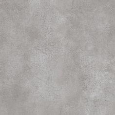 Polished Concrete Effect Dark Grey Porcelain Floor Tiles 600x600mm