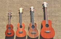 Want to learn about ukulele sizes and how to choose a ukulele? Improve your knowledge on this and find out more about other instruments with Idiot's Guides.