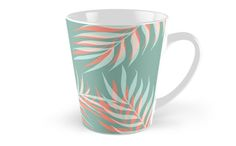 Palms Vision #redbubble #decor #buyart by designdn Tall Mugs