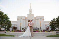 The LDS Bride: Bountiful, UT LDS Temple Wedding : Kayla and Austin