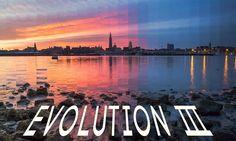 VIDEO Alla scoperta del #Belgio con Evolution III, di Charles Pacqué   #timelapse