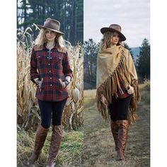Tasha knows how to do fall, and there's nobody that's gonna argue with that! Shop The Bozeman plaid and The Calimesa shawl now on the website :raised_hands::fallen_leaf::ok_hand: #fallfashion #cozyvibes #plaid #love #tahsapolizzi  #savannah7s #style