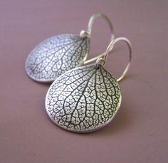 Hydrangea Petal Earrings in Sterling Silver by esdesigns http://media-cache2.pinterest.com/upload/58828338852658329_ZYAEJ5YY_f.jpg earmarksocial full time etsy crafters