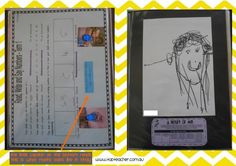 Check out this Kindergarten portfolio includes links to downloadable resource pages. Over 20 photos! www.topteacher.com.au