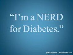 True....I'm always reading and researching, trying to learn as much as I can about T1D
