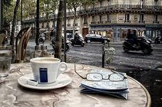 Coffee: This is where I want to take my coffee break tomorrow!