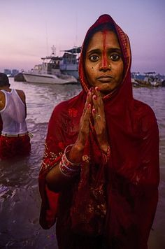 Praying Photo by Indranil Dutta — National Geographic Your Shot