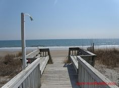 Topsail Island, North Carolina.  Can't wait for this summer.