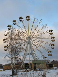 Abandond Amusement Park