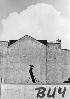 André Kertész, New York, 1966