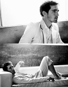 Lee Pace - Actor. he was adorable on 'pushing daisies', heartbreaking in 'soldier's girl', and breathtakingly handsome and soulful in 'the fall'