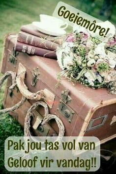 vintage decor shabby-chic-old-world-vintage-traditional Good Morning Messages, Good Morning Wishes, Good Morning Quotes, Bible Emergency Numbers, Afrikaanse Quotes, Goeie More, Inspirational Thoughts, Embedded Image Permalink, Color Splash