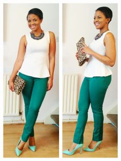 Simply Cyee Style: Wholesome Lady!!
