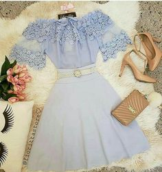 Pin by emmarae guttry on outfits in 2019 Teen Fashion Outfits, Mode Outfits, Cute Fashion, Dress Outfits, Girl Fashion, Girl Outfits, Fashion Dresses, Cute Casual Outfits, Pretty Outfits