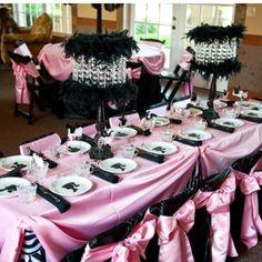 Barbie party!