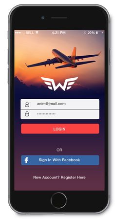 Wings App is a flight booking app for wings airlines.this is a conceptual app. App Ui, Ui Ux, Facebook News, Wings, Behance, Gallery, Check, Projects, Behavior