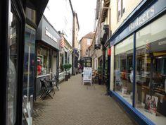 The Arcade - Newbury