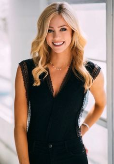 Abby Hornacek is best known as the host of Fox Nation's 'PARK'D'. She is also well known as the daughter of American professional basketball coach and former player, Jeff Hornacek. Samantha Ponder, Jeff Hornacek, Miss Arizona, University Of Los Angeles, Fox Sports 1, Health Warrior, Robin Roberts, Blonde Wavy Hair, University Of Southern California