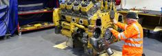 Caterpillar Marine Engine for Smooth Sail across the Waters