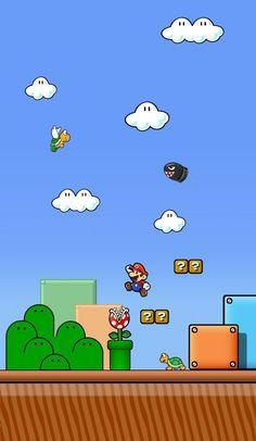 Super Mario World Wallpaper - IPhone Wallpaper - Game's Wallpaper Animé, World Wallpaper, Wallpaper Iphone Cute, Cartoon Wallpaper, Wallpaper Backgrounds, Snoopy Wallpaper, Jimin Wallpaper, Purple Wallpaper, Kawaii Wallpaper