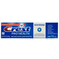 Crest Pro-Health Toothpaste Fluoride Whitening Fresh Clean Mint - 6.0oz tube #buythecase