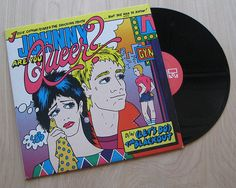 """Josie Cotton """"Johnny Are You Queer"""" Vinyl Record 12"""" EP. 1980's New Wave Pop Punk One Hit Wonder Classic KROQ Dance"""