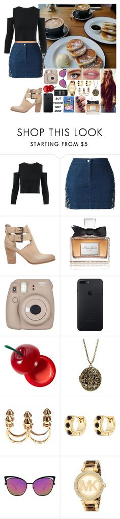 """Sin título #1316"" by gisella-jb-pintos ❤ liked on Polyvore featuring Christian Dior, Mint Velvet, Fujifilm, Tony Moly, Bernard Delettrez, Marc by Marc Jacobs, Chicas Fashion, Quay, Michael Kors and Ralph Lauren"