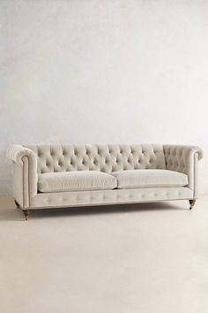 Shop the Velvet Lyre Chesterfield Sofa, Hickory and more Anthropologie at Anthropologie today. Read customer reviews, discover product details and more.