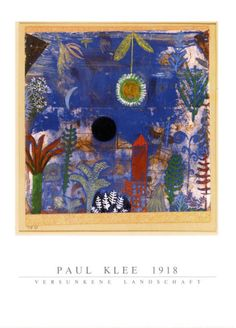 Paul Klee (1879 – 1940) was an ingenious modern art master with an extensive stylistic range.