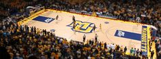 Marquette Basketball Facebook cover photo. Photo by @Marquette Athletics