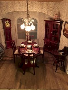 55 Vintage Victorian Dining Room Decor Ideas  Victorian Dining Alluring Victorian Dining Room Decor Design Ideas
