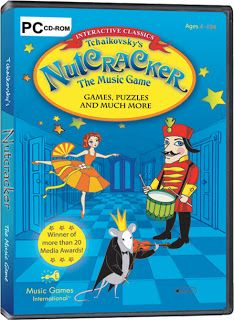 Frugal-Shopping: Nutcracker The Music Game Review and Giveaway - ends 12/11