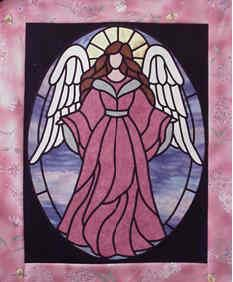 Guardian Angel Stained Glass Kit