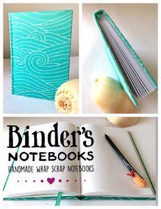 Binder, Notebooks, Scrap, Handmade, Trapper Keeper, Hand Made, Notebook, Teacher Binder, Financial Binder