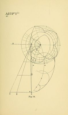 Geometrical Psychology: Benjamin Betts's 19th-Century Mathematical Illustrations of Consciousness. / Sacred Geometry <3