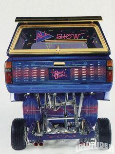 1982 Toyota SR5 Truck - Lowrider Magazine