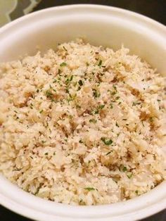 Cauliflower Rice | Paleo Recipes | Paleo Cupboard - Paleo Cupboard ~~Will  have to try this since I have a cauliflower hater in my household.... I cooked this and still no luck with the hater. But I thought it was fantastic and will cook again.