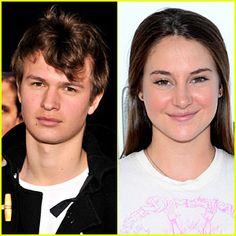 Actors playing Hazel & Augustus