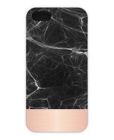 Black Marble Pink Edition as iPhone 6 Case by cafelab | JUNIQE