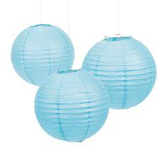 Light+Blue+Hanging+Paper+Lanterns+-+OrientalTrading.com