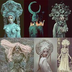 Likes, 117 Comments - Agnieszka Osipa Costumes ( on Instag. Likes, 117 Foto Fantasy, Fantasy Art, Character Inspiration, Character Design, Estilo Tribal, Steampunk, Photo Portrait, Fashion Art, Fashion Design