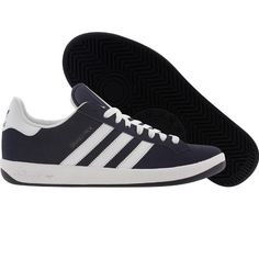 best loved aa5f5 3bb45 Adidas Grand Prix shoes in new navy and runninwhite