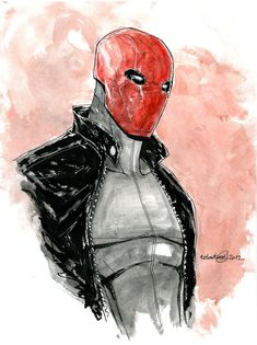 Red Hood by Talent Caldwell