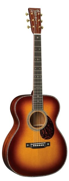 Martin SS-OM42 14-Fret Sinker Acoustic Guitar (with Case)