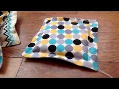 How To Create A Fun Set Of Fabric Coasters - DIY Home Tutorial - Guidecentral