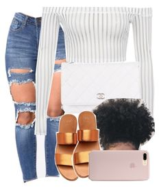 """Untitled #6180"" by pretty-ambi ❤ liked on Polyvore featuring Chanel"