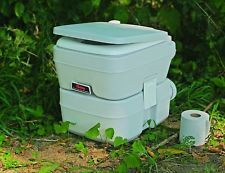 Century 6210 5-Gallon Portable Marine Toilet for Camping or in RV Potty NEW